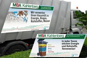 In jeder Mülltonne steckt tonnenweise Energie: Biogas, Brennstoffe, Wasser