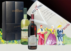 Die Produktpalette von euvinum ist exquisit – die Produktausstattungen ebenfalls